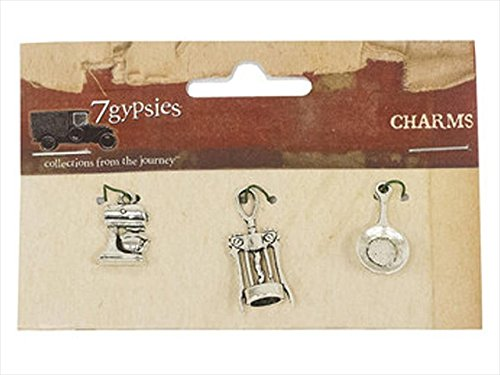 Charm Scrapbook Embellishment - 7