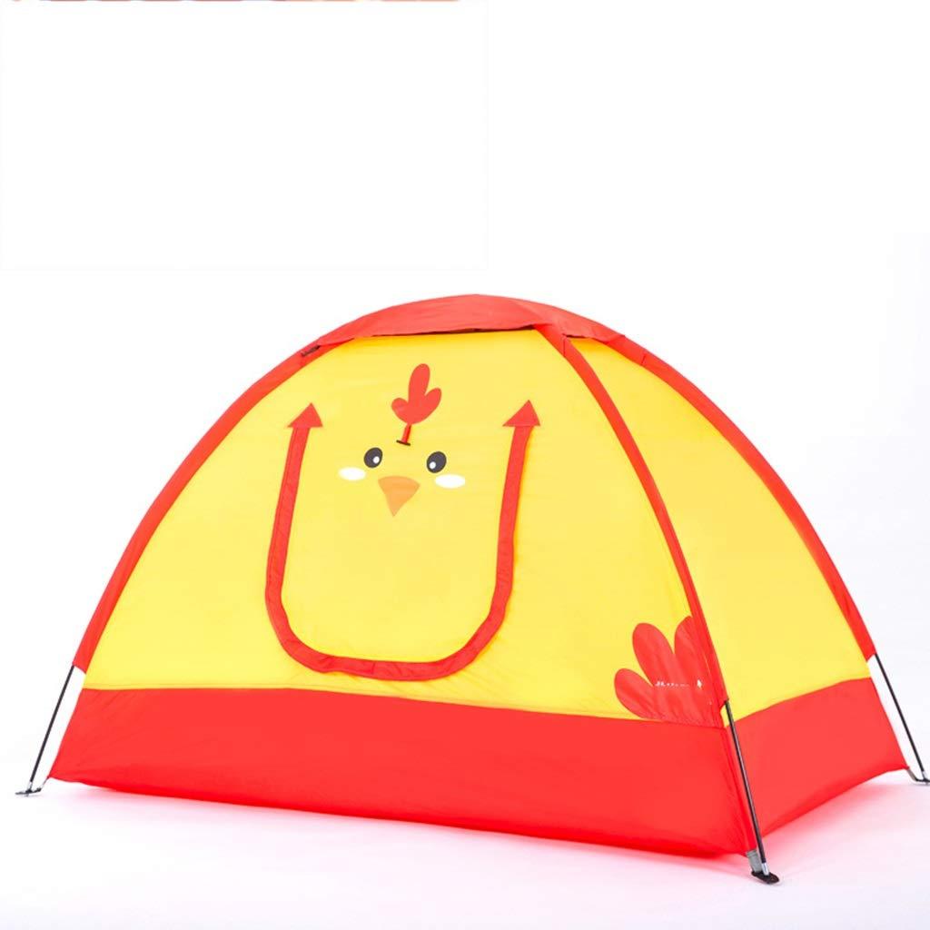 jaune  YJWOZ Petite Tente Extérieure Maison De Jeu Intérieure Maison Pliante ChÂteau Pique-Nique portable Tente (Couleur   jaune)