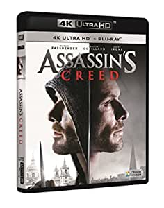 Assassin'S Creed 4k Uhd [Blu-ray]
