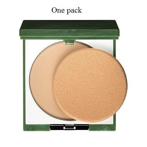 Clinique Superpowder Double Face Makeup Poudre Compacte 0,35 oz, Matte Honey 04