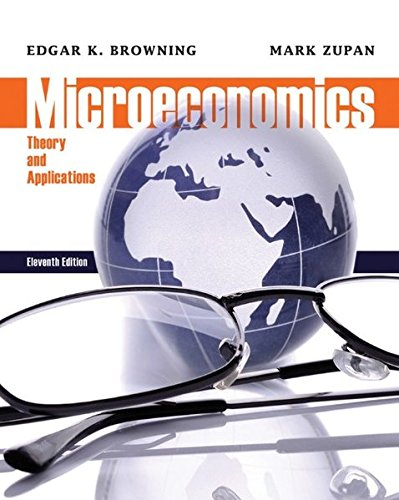 Microeconomic Theory & Applications