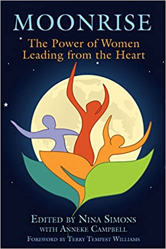 Book Moonrise: The Power of Women Leading from the Heart