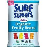 Surf Sweets Organic Fruity Bears, 2.75 oz, 12 Count