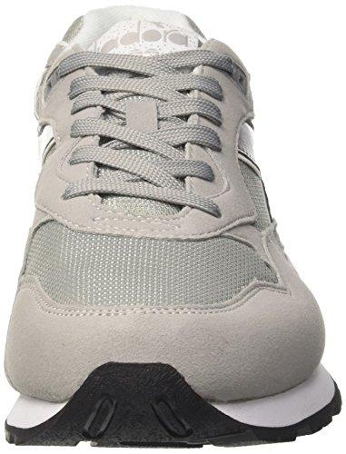 Uomo Basso N a Pulviscolo Grigio Grigio Diadora Collo 92 Sneaker awxSP