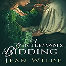 A Gentleman's Bidding: The Scarlet Salon, Book 1 Audiobook by Jean Wilde Narrated by Nina Nato