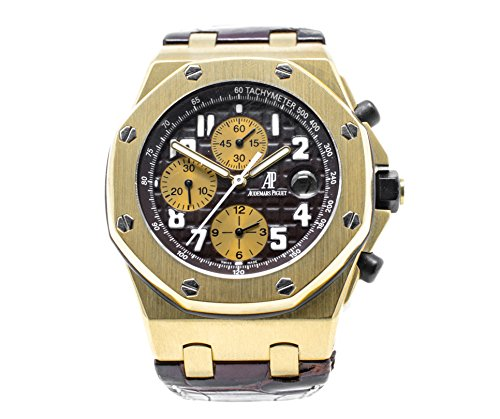 Audemars Piguet Schwarzenegger Limited Edition automatic-self-wind mens Watch (Certified Pre-owned)