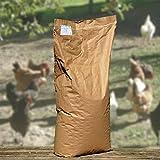 Agro Sens Sac d'Aliment Complet Biologique pour Poule Pondeuse 25 kg