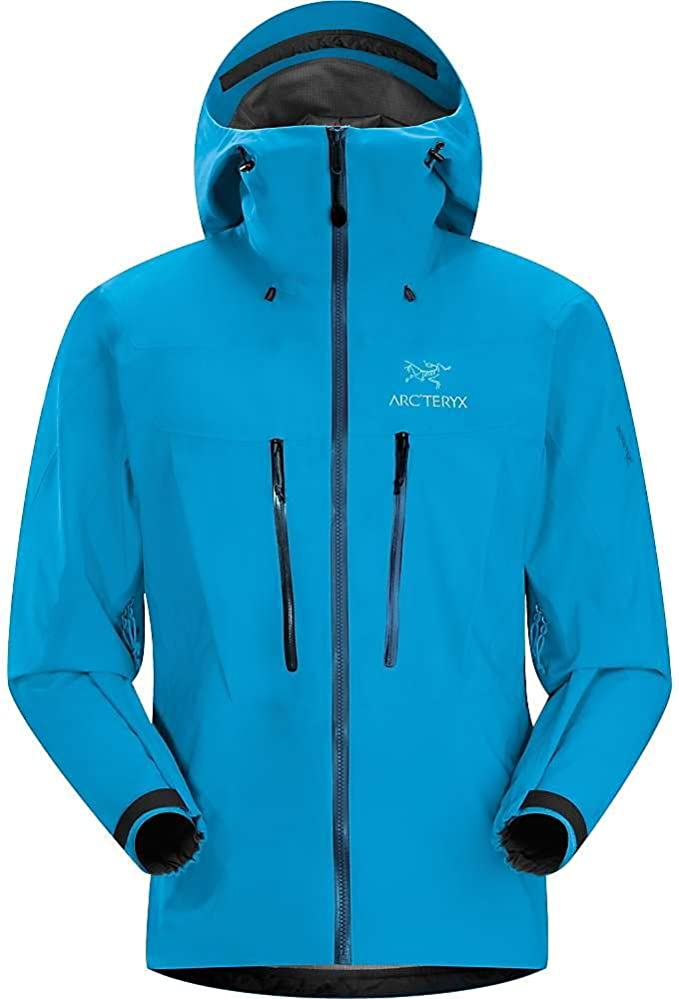 Arcteryx M Alpha SV Jacket Adriatic Blue M Robuste