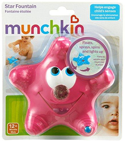 Munchkin MC 212 Star Fountain Pink