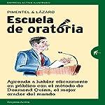 Escuela de oratoria [School of Oratory] | Manuel Pimentel Siles,Jose Lázaro Marcos