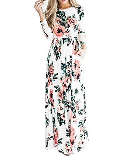 GABREBI Womens Printed Fashion Dresses product image