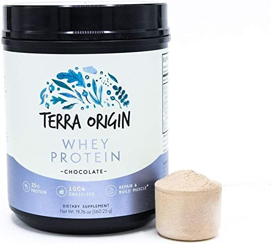 Terra Origin Protein Powder