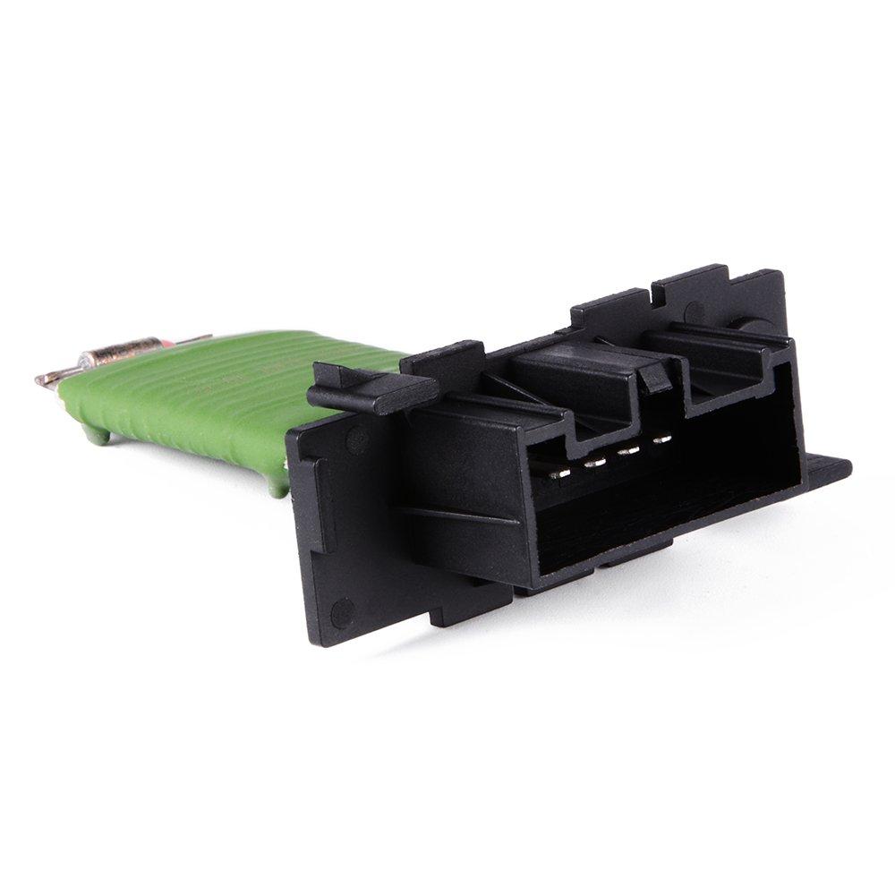 XCSOURCE/® Heizung Motor Gebl/äse Widerstand Klimaanlage Fan Drehzahl widerstand Ersatz f/ür Vauxhall Corsa MA957