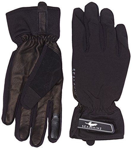 Sealskinz All Season Glove, Black, L Photo #3