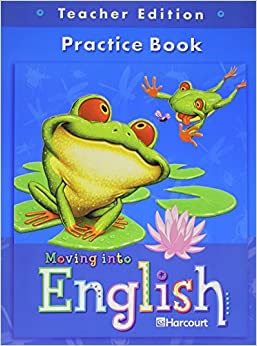 Book Harcourt School Publishers Moving Into English: Teacher Resource Package Grade 2
