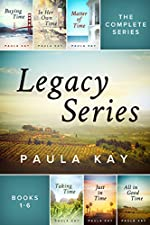 The Complete Legacy Series: Books 1 - 6