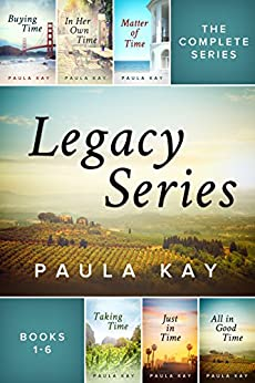 The Complete Legacy Series: Books 1 - 6 by [Kay, Paula]