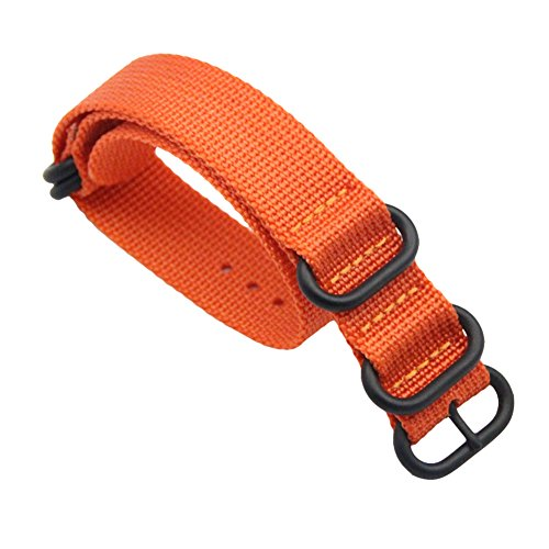ballistic-nylon-watch-strap-replacement-with-stainless-steel-buckle-orange-18mm