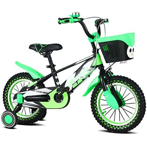 CGN- Bicyclette pour enfants, enfant étudiant bébé transport bébé garçon vélo doux