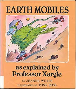 Earth Tigerlets, as Explained by Professor Xargle