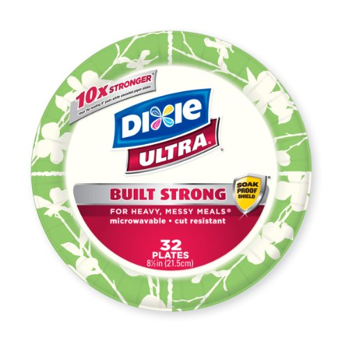 dixie-ultra-disposable-plates-8-1-2-inch-32-count