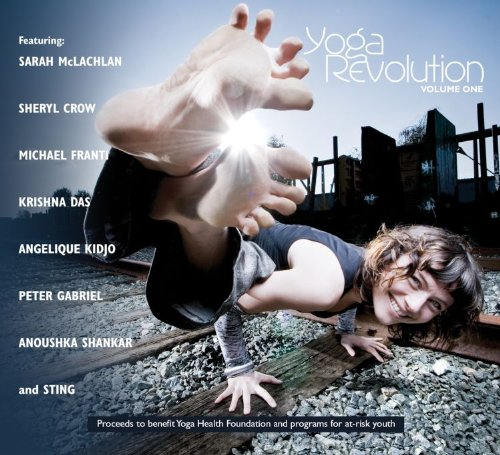Yoga Revolution: Yoga Revolution: Amazon.es: Música