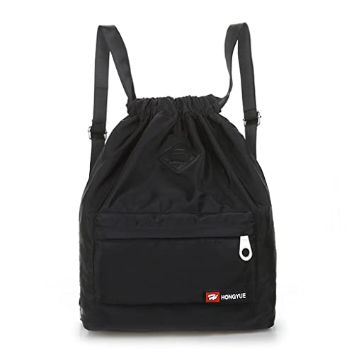 9d7e62a1454c Amazon.com  Padory Unisex Backpack Drawstring Bag