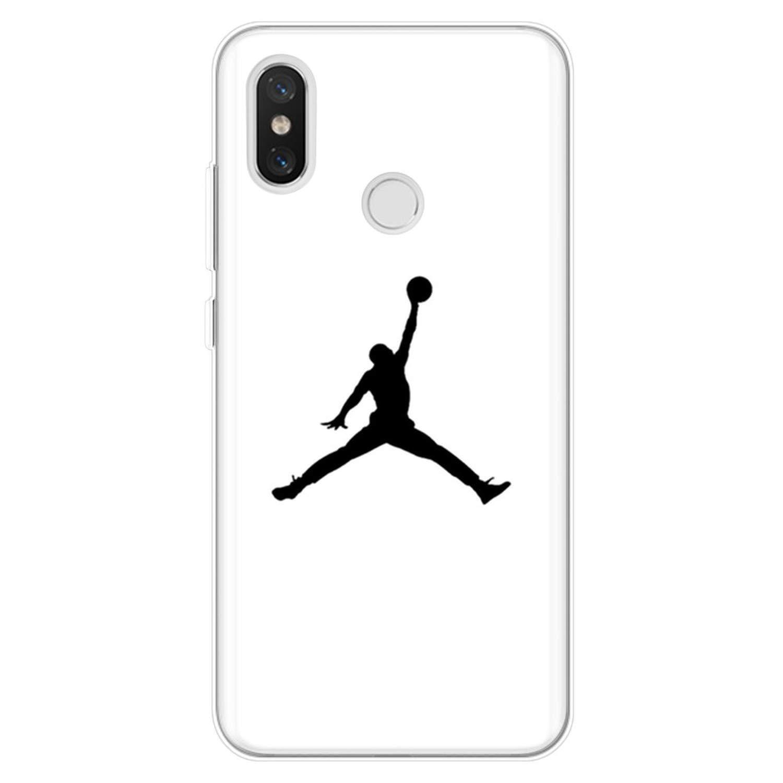 Amazon.com: Fitted Case - Jordan TPU Coque for Xiaomi Redmi ...