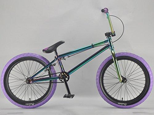 "Mafiabikes Madmain 20"" GREEN FUEL Harry Main BMX Bike"