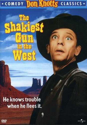 The Shakiest Gun in the West ()