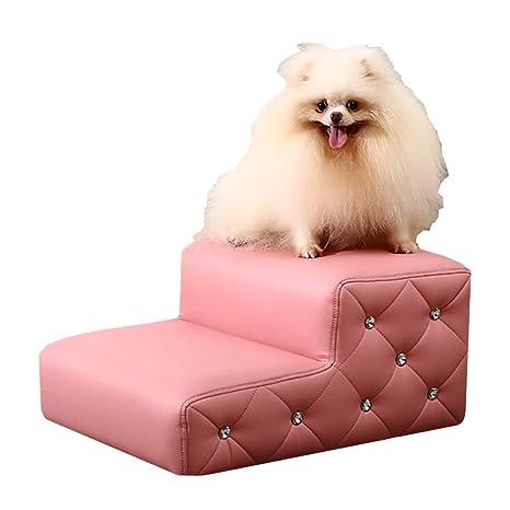 Perros Escaleras escalones Escaleras para Perros en el sofá, peldaños para Gatos y Mascotas para