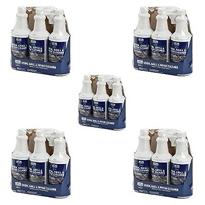 Member's Mark Oven, Grill & Fryer Cleaner - 3 bottles 32 oz each (5 Pack ( 15 bottles))