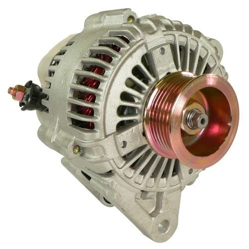 DB Electrical New AND0202 Alternator for Dodge Dakota Pickup, Jeep Grand Cherokee 01 Liberty 02 03 04 05, Mitsubshi Raider 3.7L 4.7L 06