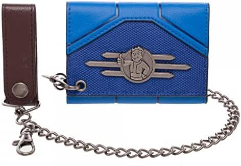Fallout 4 Vault Boy Mens Chain Wallet