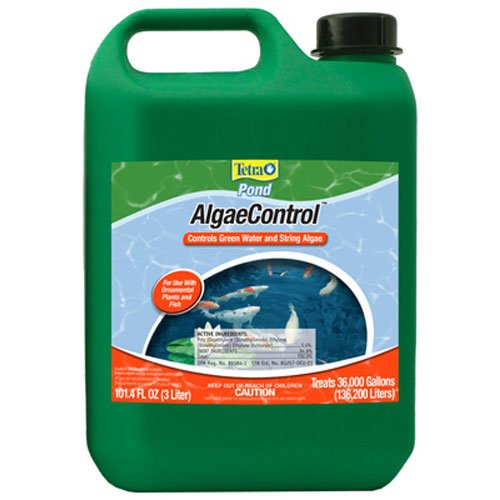 Tetra 77188 Algae Control Treats 36000 gallons, 101.4-Ounce ()