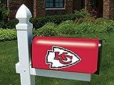 NFL Chiefs Mailbox Cover