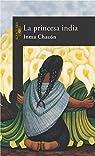 La princesa india par Chacón