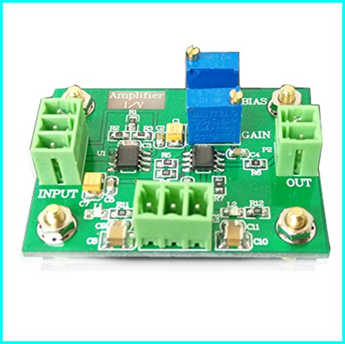 AMPLIFIER BOARD,I/V CONVERSION AMPLIFIER,VOLTAGE SIGNAL AMPLIFICATION,PHOTODIODE AMPLIFIER,CURRENT TRANSFE VOLTAGE by LONGXINDA TECH