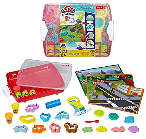 Play-Doh ACADEMY ACTIVITY CASE - All-in-One Play Storage Set (Target Exclusive)