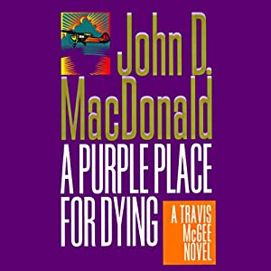A Purple Place for Dying Audiobook