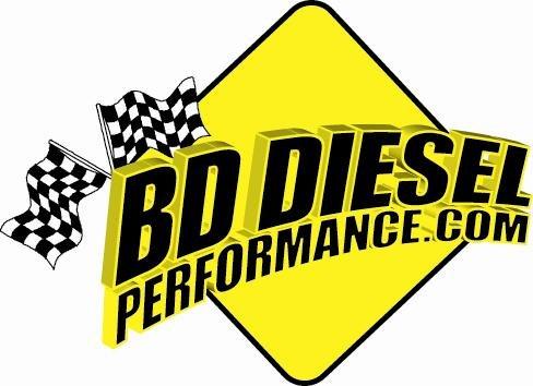 BD Diesel Pressure Switch - Low Fuel -