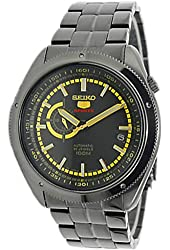 Seiko Mens 5 SPORTS Analog Dress Automatic JAPAN Watch (Imported) SSA071J1