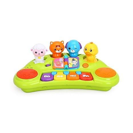 TYZXR Juguete de Piano electrónico para niños Piano de 3 a 5 ...