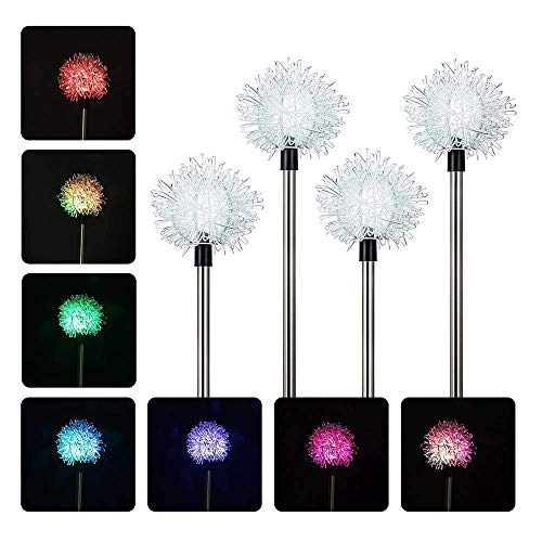 Multi Color Changing Solar Lights