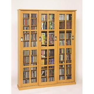 dvd cabinet glass doors oak my furniture store