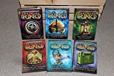 img - for Infinity Ring  #1 #6 Pack : A Mutiny in Time; Divide and Conquer; The Trap Door; Curse of the Ancients; Cave of Wonders; Behind Enemy Lines book / textbook / text book