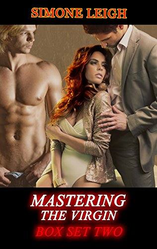 Mastering the Virgin Box Set Two: A BDSM Ménage Erotic Romance