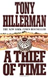 A Thief of Time (Joe Leaphorn/Jim Chee Novels), Tony Hillerman, 0061000043