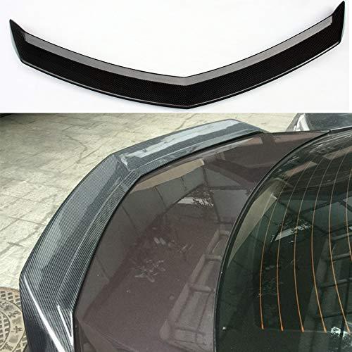 Carbon Fiber spoiler Rear Deck Spoiler Rear Wing V Style for Cadillac ATS 4 Door 2015+