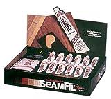 Kampel Kswk 12 Color-Solvent-Knife Standard Woodgrain Kit